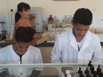 Лаборант 5